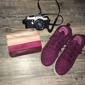 Bear paw 🐾 Gracie lace up sneakers NWOT